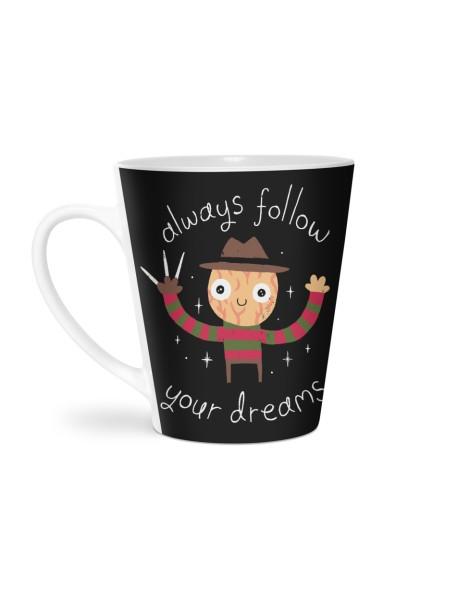 Always Follow Your Dreams (Black Variant) Hero Shot