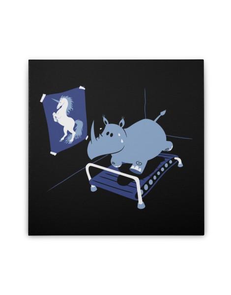 Runnin' Rhino (Black Variant) Hero Shot