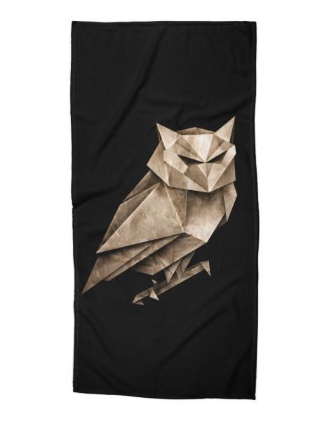 Owligami (Black Variant) Hero Shot