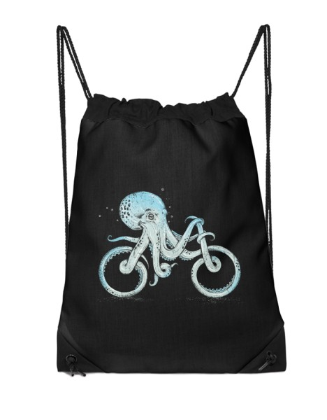 Octopus Bike (Black Variant) Hero Shot