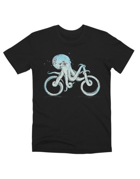 Octopus Bike (Black Variant) Hero Shot
