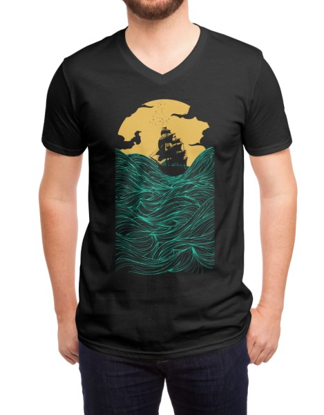 High Seas (Black Variant) Hero Shot