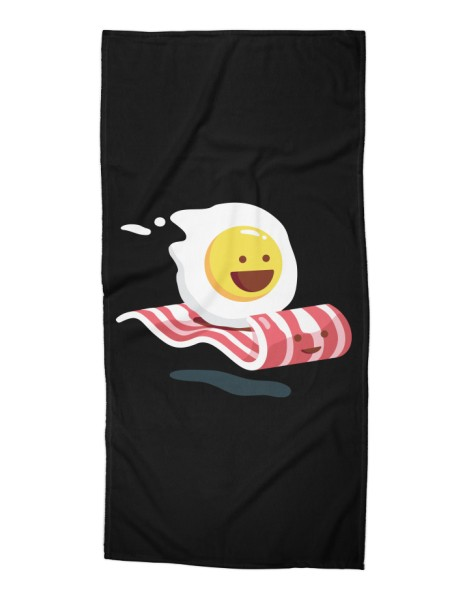 Magic Bacon Ride (Black Variant) Hero Shot