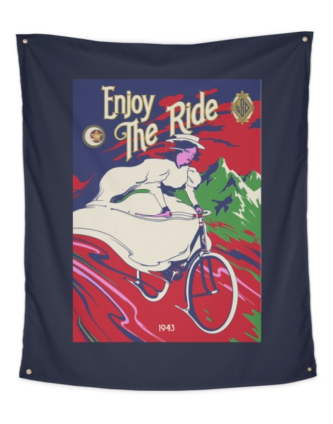 Enjoy the ride Hero Shot