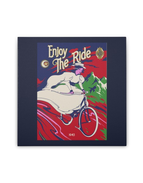 Enjoy the ride Hero Shot