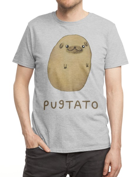 Pugtato Hero Shot