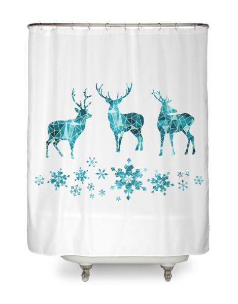 Snow Deer Hero Shot