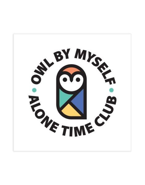 Owl By Myself Hero Shot