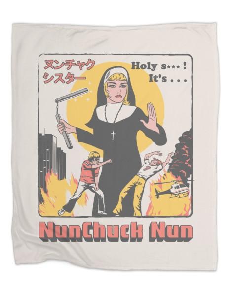 Nunchuck Nun Hero Shot