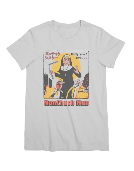 Nunchuck Nun Hero Shot