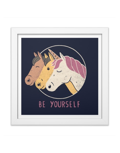 Be Yourself Hero Shot