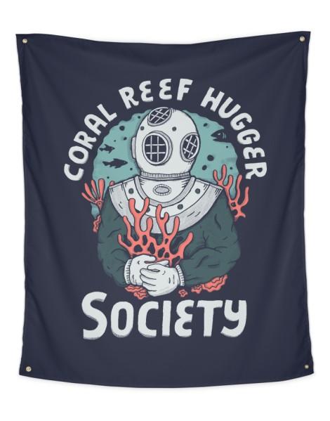 Coral Reef Hugger Society Hero Shot