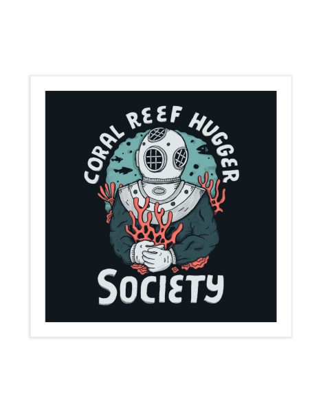 Coral Reef Hugger Society Hero Shot