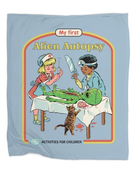 My First Alien Autopsy Hero Shot