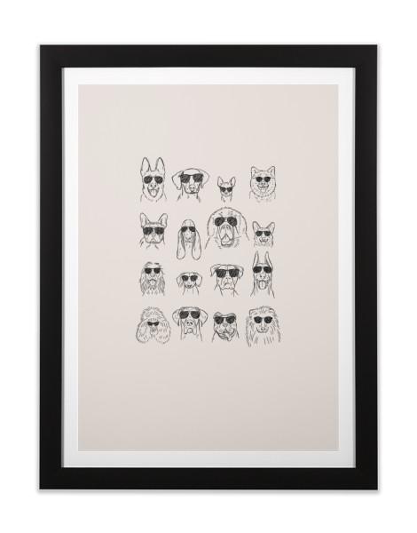 Gang of dogs Hero Shot
