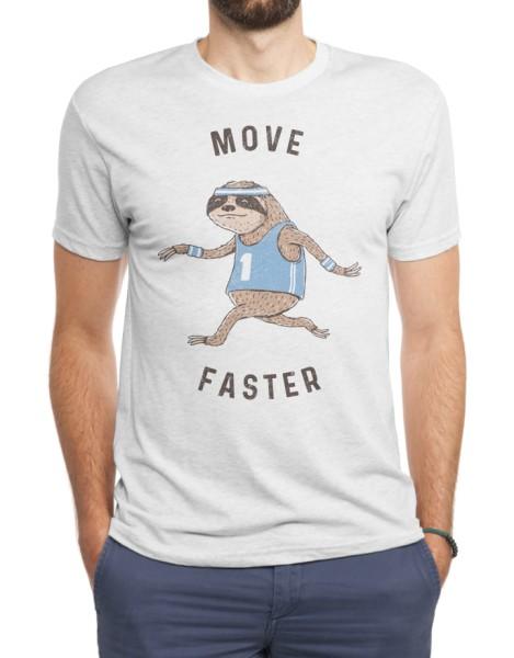 Move Faster Hero Shot