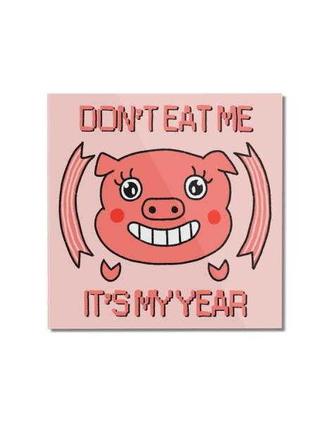 Year of the pig Hero Shot