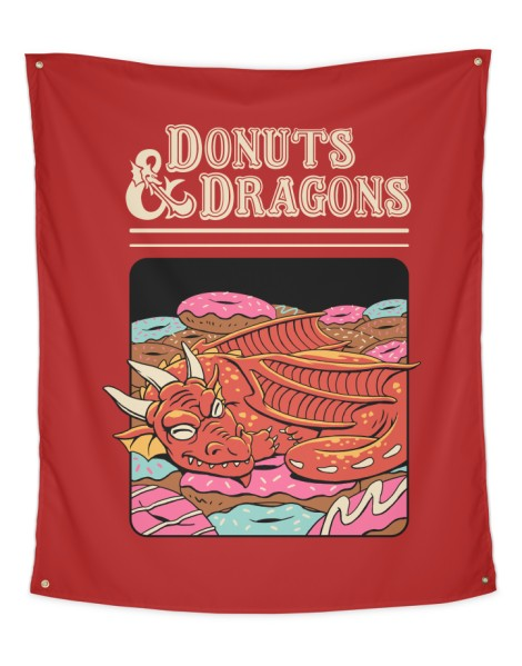 Donuts and Dragons Hero Shot