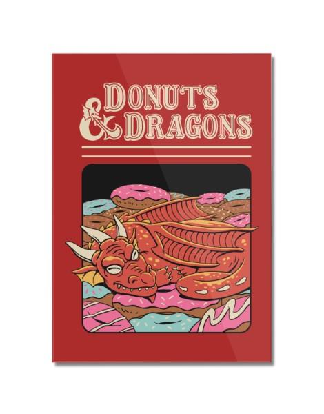 Donuts and Dragons Hero Shot