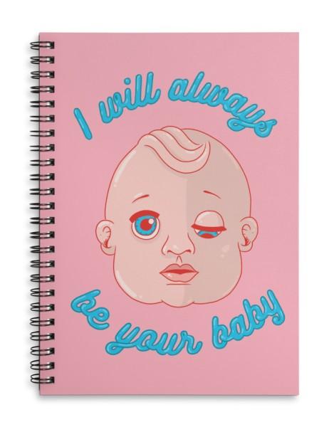 I will always be your baby Hero Shot