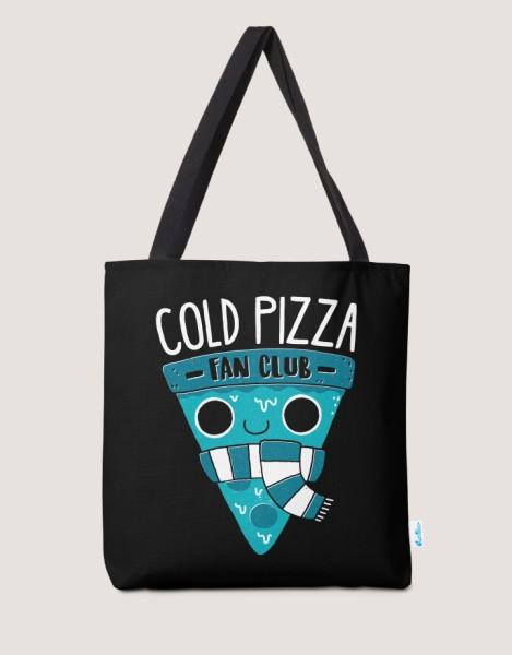 Cold Pizza Fan Club Hero Shot