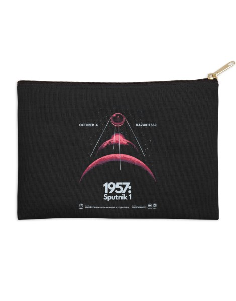 1957: Sputnik 1 (Black Variant) Hero Shot