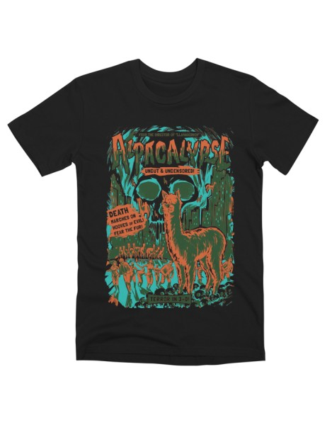 Alpacalypse! (Black Variant) Hero Shot