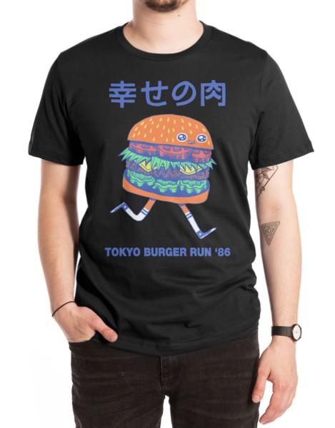 Burgerman (Black Variant) Hero Shot