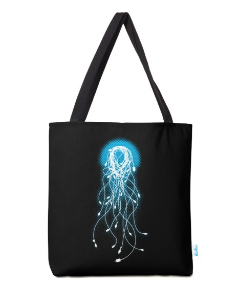 Electric Jellyfish (Black Variant) Hero Shot