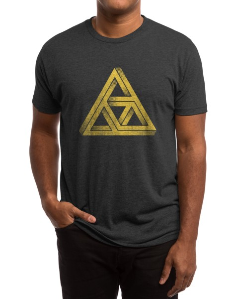 Penrose Triforce (Black Variant) Hero Shot