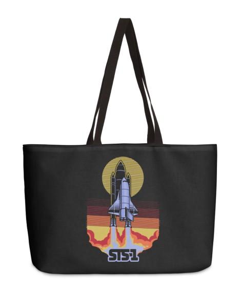 STS-1 (Black Variant) Hero Shot