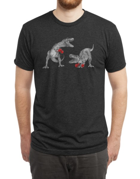 T-Rex Boxing (Black Variant) Hero Shot