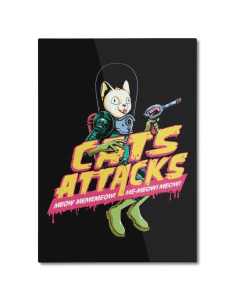 Cats Attacks Hero Shot