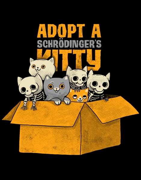 Schrodinger kitties Hero Shot