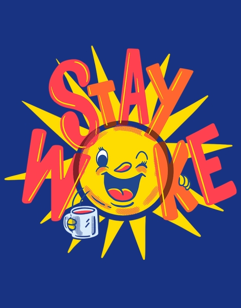 Stay Woke Hero Shot