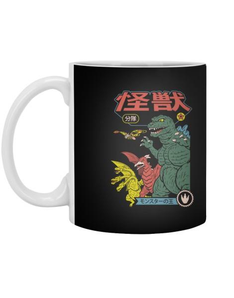 Kaiju Sentai Hero Shot