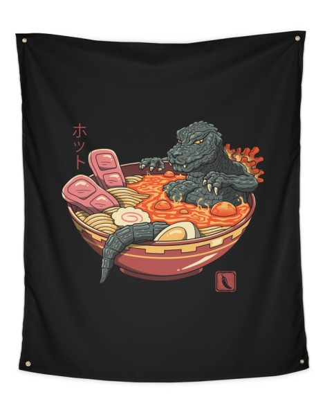Spicy Lava Ramen King Hero Shot