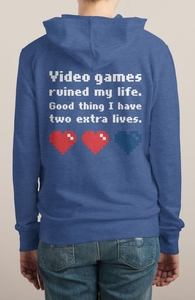 Video Games Ruined My Life Hero Shot