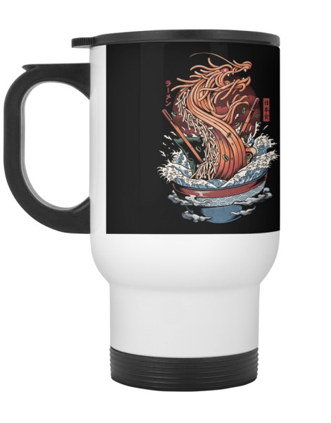 Ramen Dragon Hero Shot