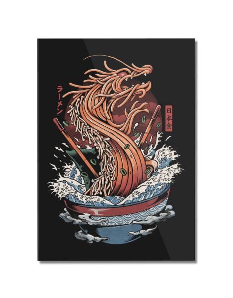 Ramen Dragon Hero Shot