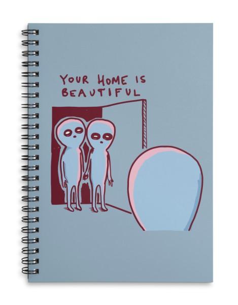 Strange Planet: Your Home is Beautiful Hero Shot