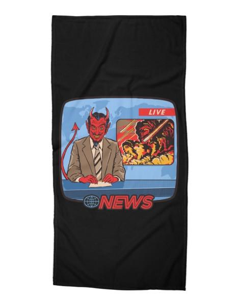 Breaking News (Black Variant) Hero Shot
