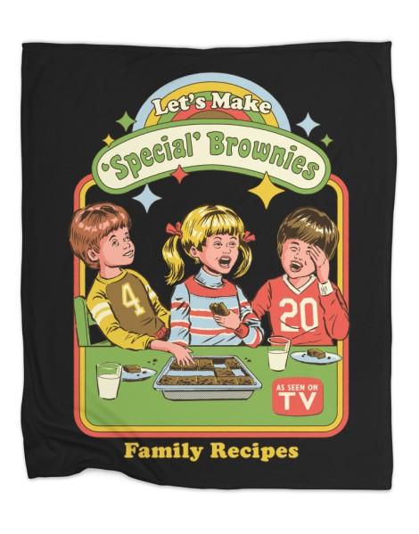 Let's Make Brownies (Black Variant) Hero Shot