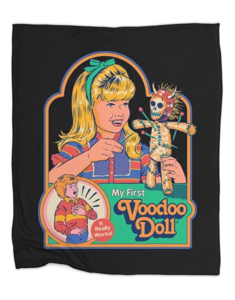 My First Voodoo Doll (Black Variant) Hero Shot