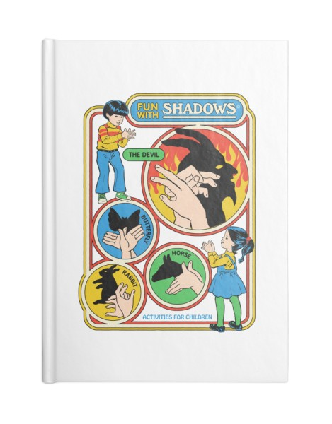 Fun with Shadows (White Variant) Hero Shot