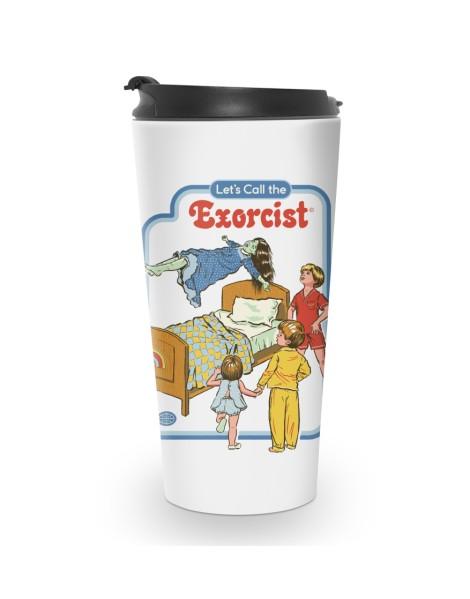 Let's Call the Exorcist (White Variant) Hero Shot