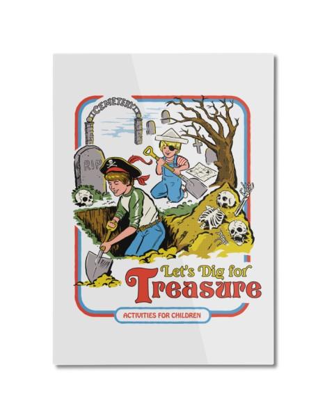 Let's Dig for Treasure (White Variant) Hero Shot