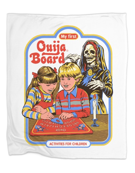 My First Ouija Board (White Variant) Hero Shot