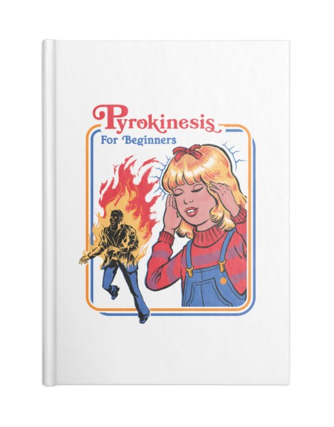 Pyrokinesis for Beginners (White Variant) Hero Shot