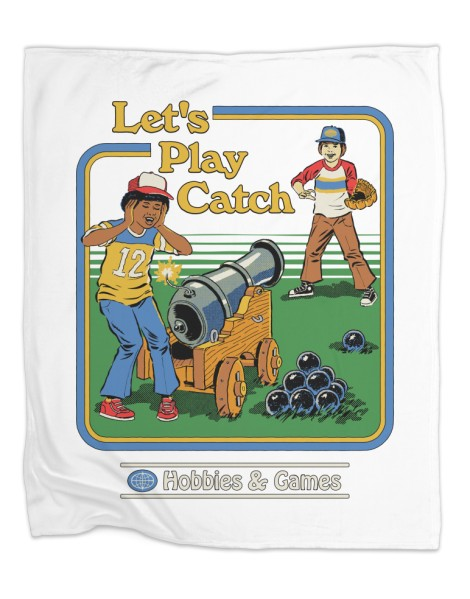 Let's Play Catch (White Variant) Hero Shot